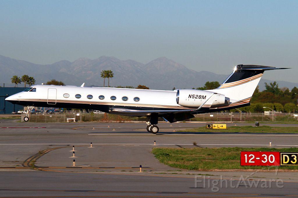 Gulfstream Aerospace Gulfstream V (N528M)