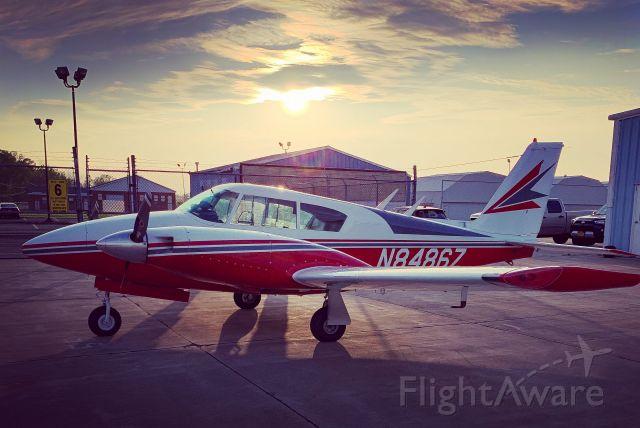 Piper PA-30 Twin Comanche (N8486Z)