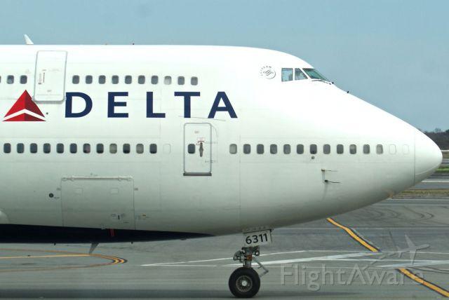 Boeing 747-400 (N671US)