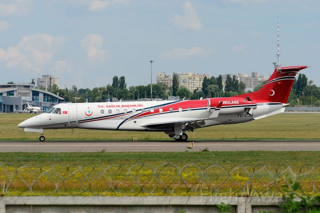 Embraer ERJ-135 (TC-CJB)