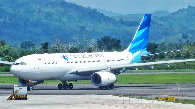 Airbus A330-200 (PK-GPS)