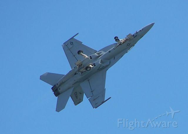 McDonnell Douglas FA-18 Hornet — - Thunder over the Boardwalk  Atlantic City, NJ