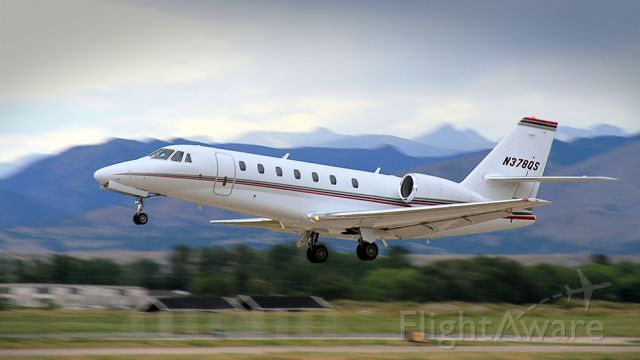 Cessna Citation Sovereign (N378QS)