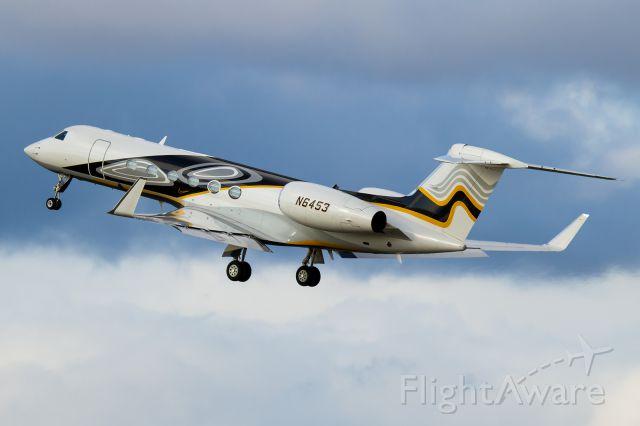 Gulfstream Aerospace Gulfstream V (N6453)