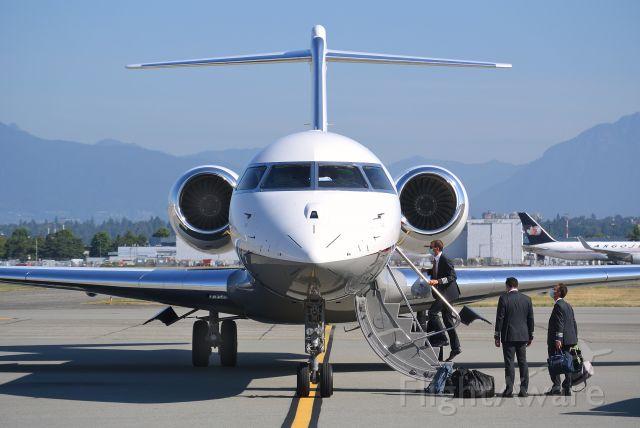Bombardier Global Express (HB-JII)