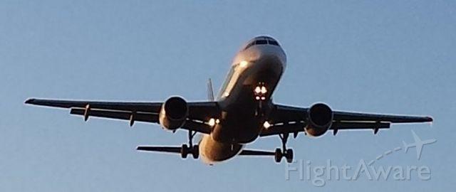 Airbus A321 (AZA1365)