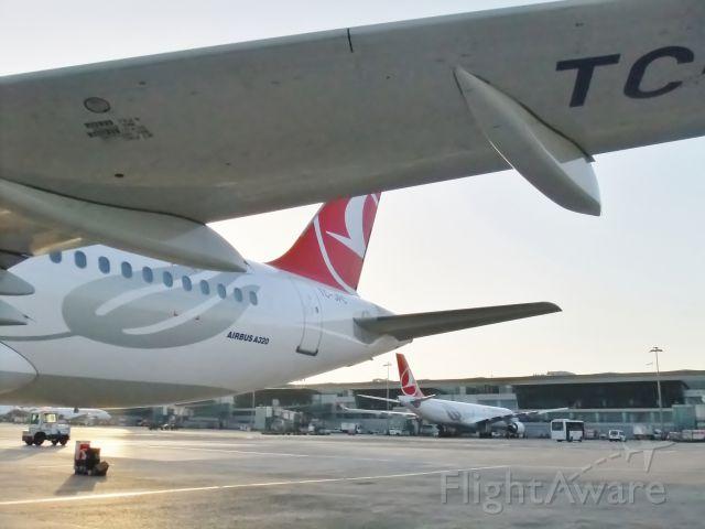 Airbus A320 (TC-JPC)