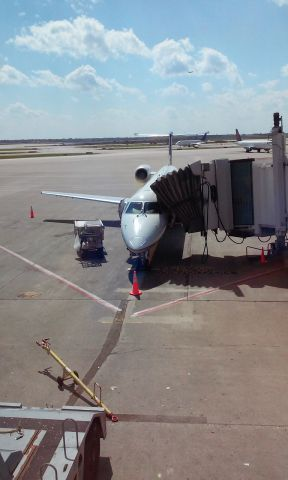 Embraer ERJ-135 (N16571) - United express Flight 6132 with service to Akron, OH