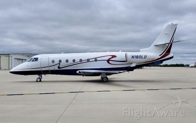IAI Gulfstream G200 (N180LD)