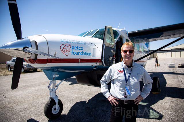 Cessna Caravan (N307PR) - Saving lives by the thousands 🐾🐾🐾