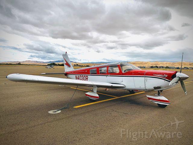 Piper Saratoga (N4030R)