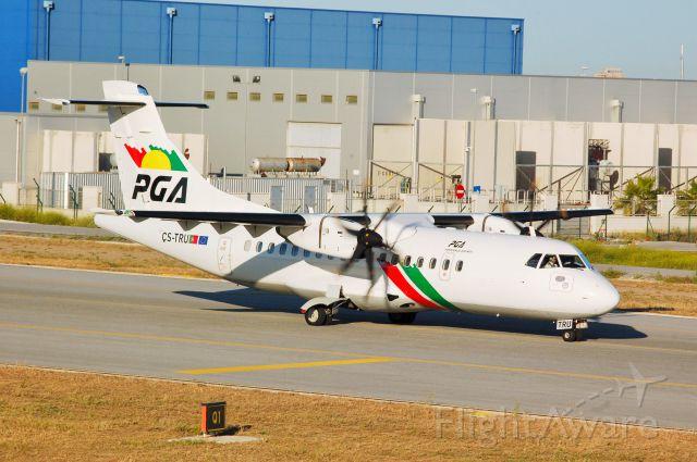 ATR ATR-72 (CS-TRU)
