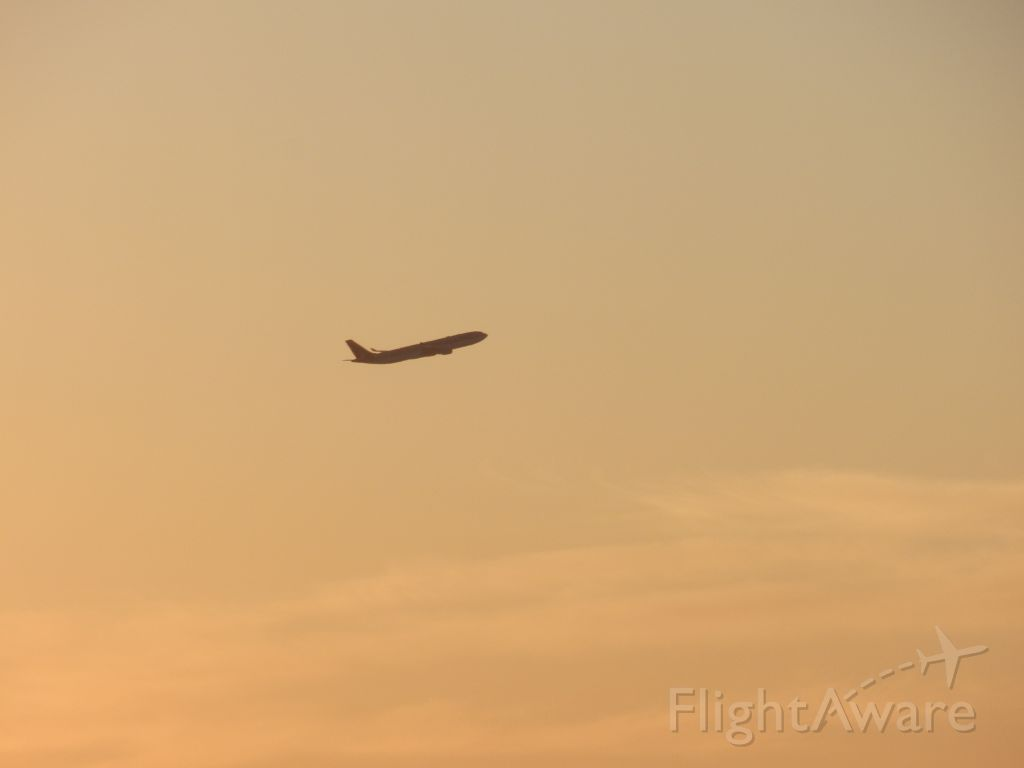 Airbus A330-200 — - Early morning takeoff from Tunis carthage Intl of this regular scheduled flight to Doha