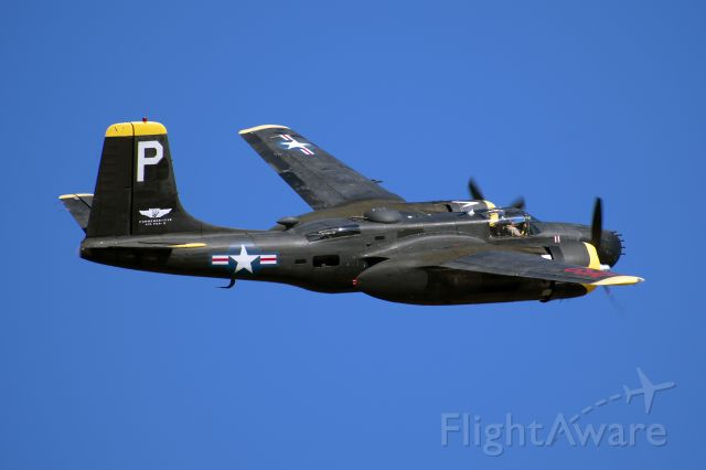 ON MARK Marksman (N240P) - 2018 Wings Over Dallas WWII Airshow