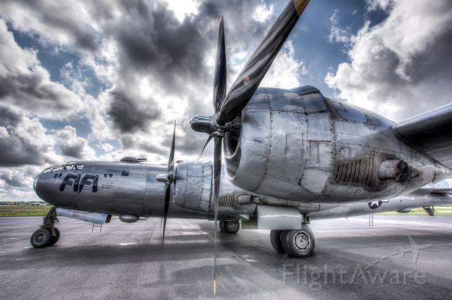 Boeing B-29 Superfortress (N529B) - FIFI preparing to leave Smyrna, TN
