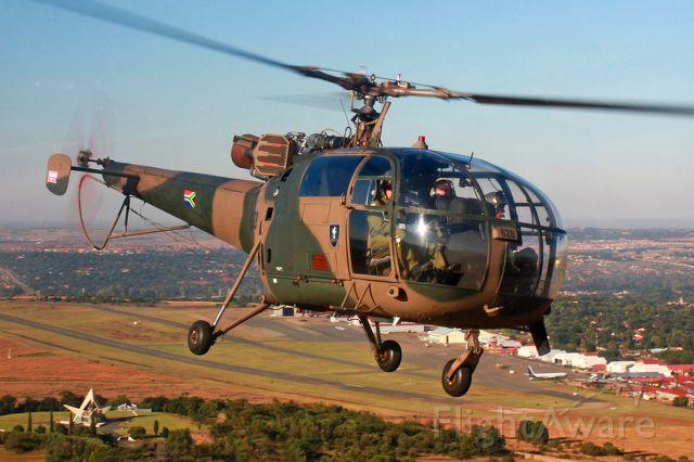 SUD SE-3160 Alouette 3 (SAAF628)
