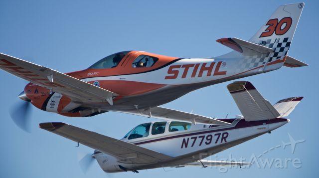 Beechcraft 35 Bonanza (N7797R)