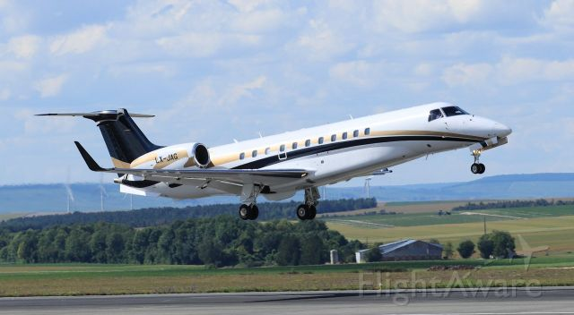 Embraer Legacy 600/650 (LX-JAG)