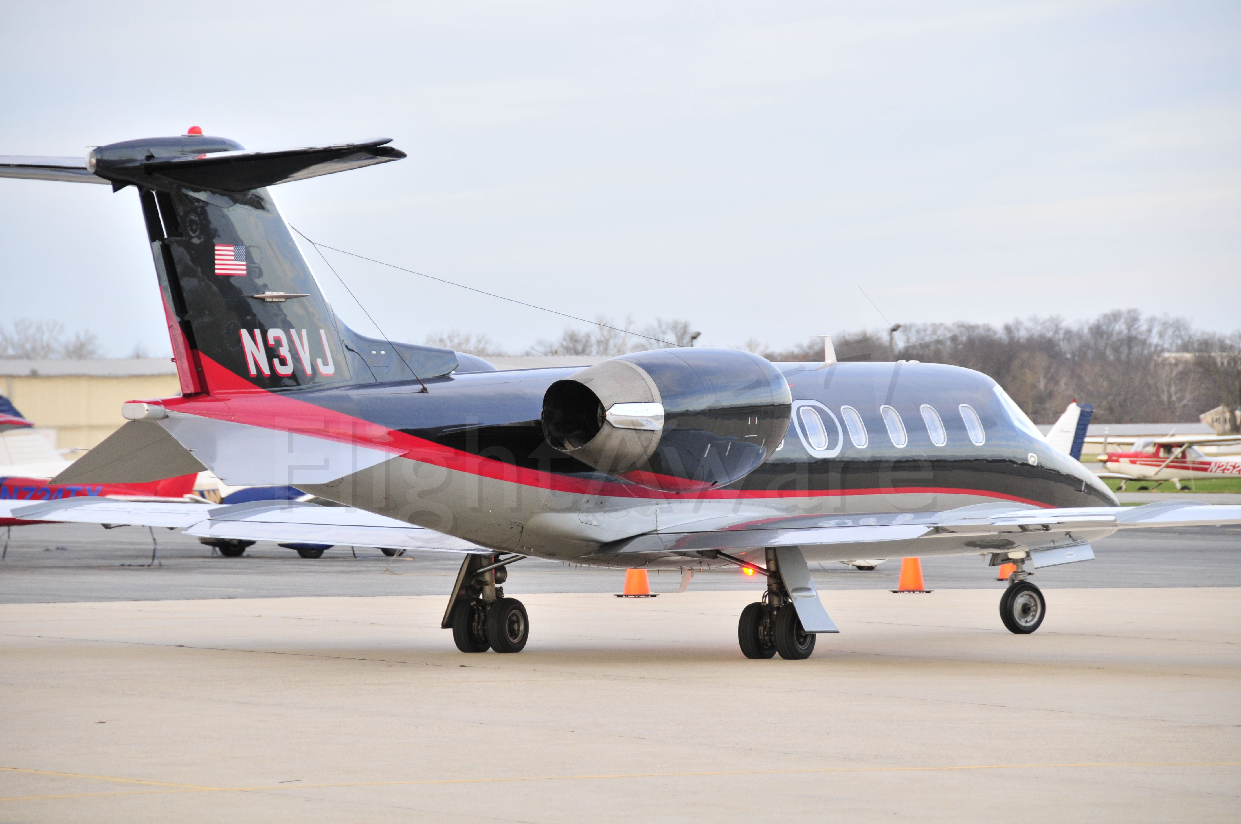 Learjet 31 (N3VJ) - Seen at KFDK on 11/29/2009.      a href=http://discussions.flightaware.com/profile.php?mode=viewprofile&u=269247  [ concord977 profile ]/a     NEGATIVE VOTE COURTESY OF SHREVEPORT, LOUISIANA USER WHOS RATED OVER 70 OF MY PHOTOS AS POOR.