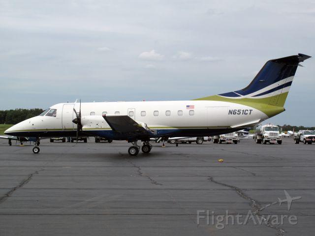 Embraer EMB-120 Brasilia (N651CT)