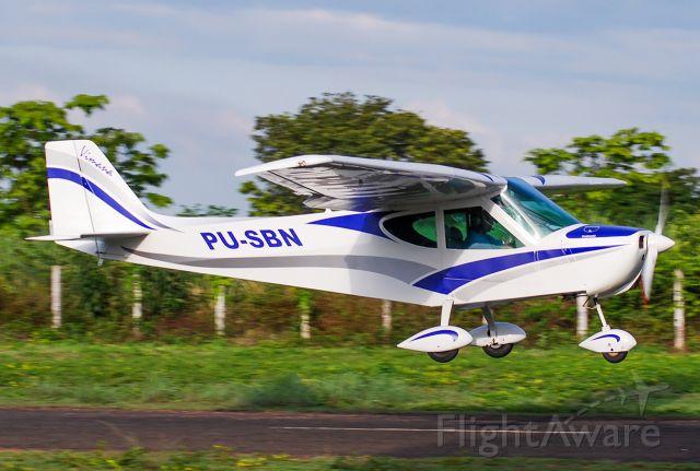 Unknown/Generic Microlight aircraft (PU-SBN)