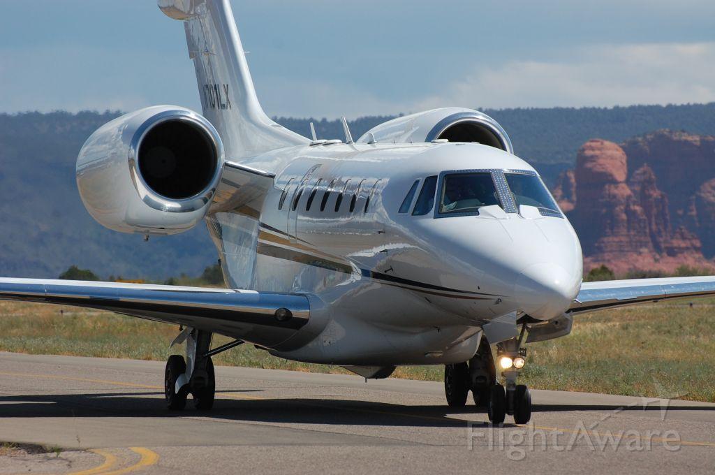Cessna Citation X (N701LX)