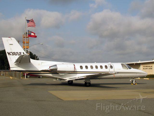 "Cessna Citation V (N365EA) - Citation V business jet. Operated by CFM (Corporate Flight Management) <a rel=""nofollow"" href=""www.flycfm.com"">www.flycfm.com</a>"
