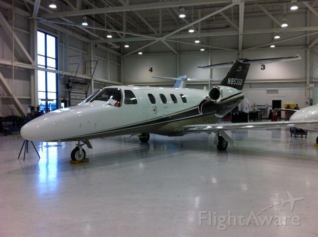 Cessna Citation CJ1 (N853SD) - CJ1
