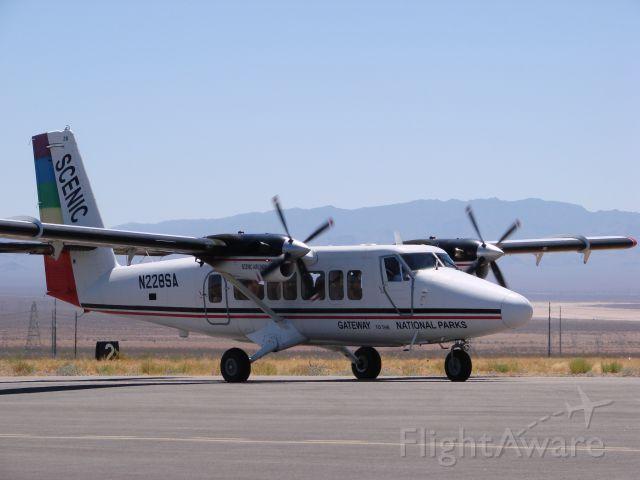 De Havilland Canada Twin Otter (N228SA)