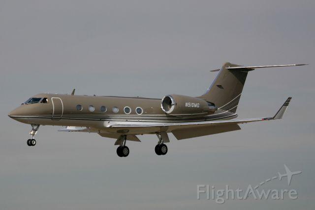 Gulfstream Aerospace Gulfstream IV (N510MG)