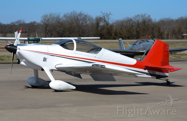 """AII AVA-202 (N911BU) - In display, """"Airplanes & Coffee, March 2021"""""""