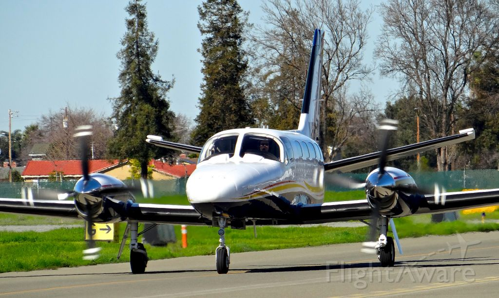 Cessna Conquest 2 (N88692)