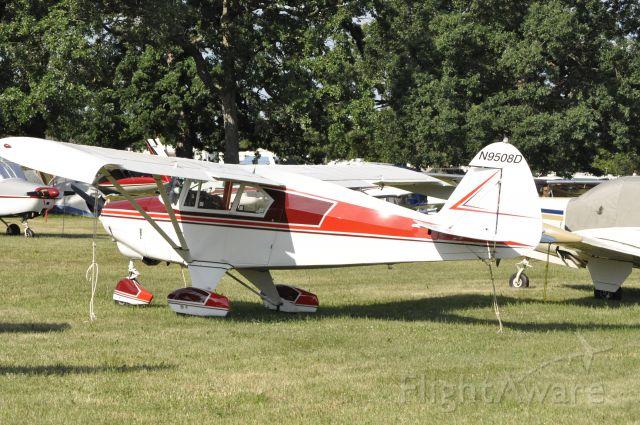 Piper PA-22 Tri-Pacer (N9508D)