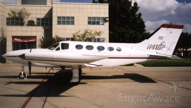 Cessna 421 — - Purchase date October 2000.
