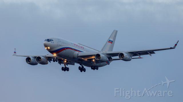 Ilyushin Il-96 (RA-96021)
