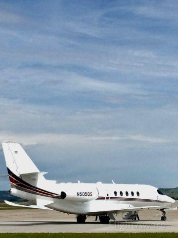 Cessna Citation Latitude (N505QS)