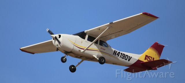 Cessna Skyhawk (N4190V) - 7 Apr 18<br />Cessna 172R