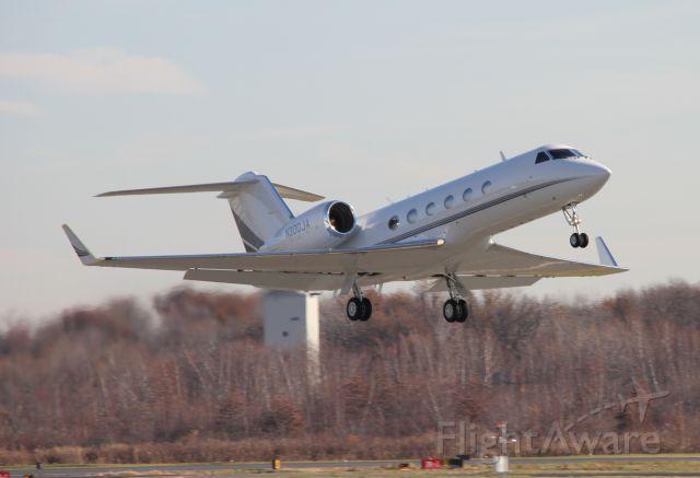Gulfstream Aerospace Gulfstream IV (N300JA)