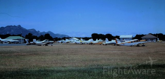 VICTA Airtourer (VH-MTL) - Victa assocition Fly-In to Flinders, circa 1980