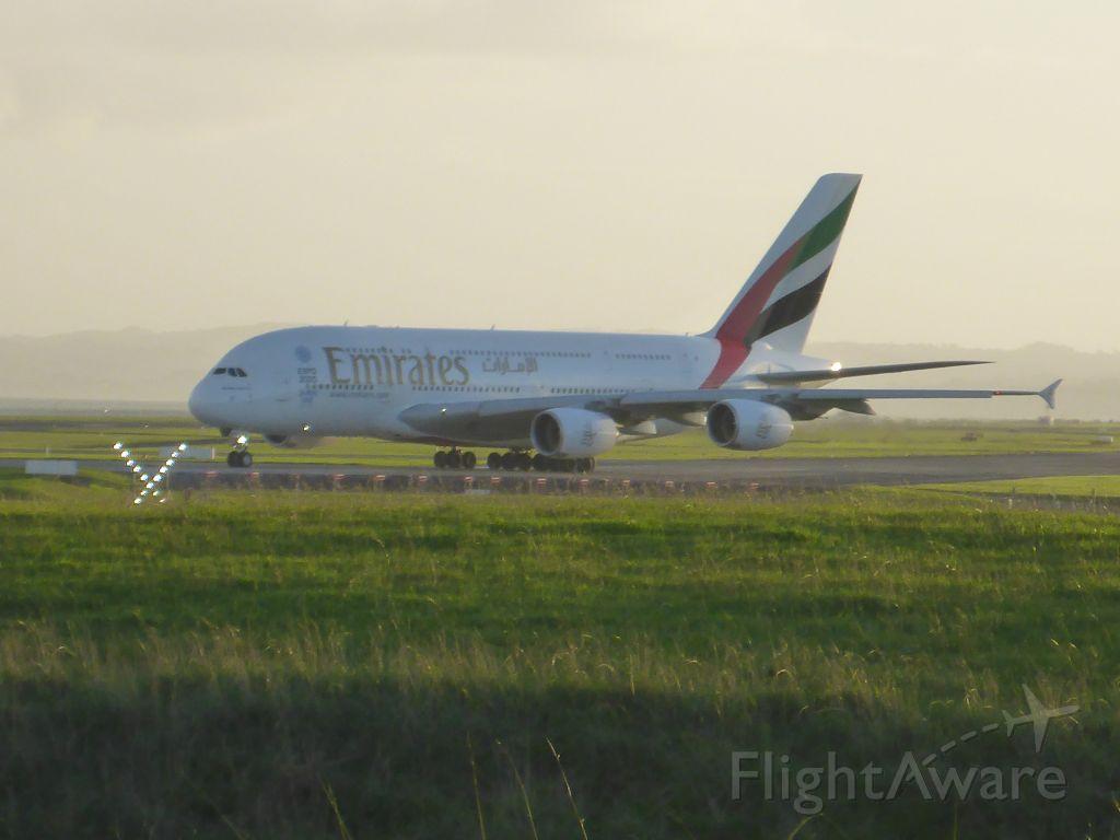 Airbus A380-800 (A6-EDF)