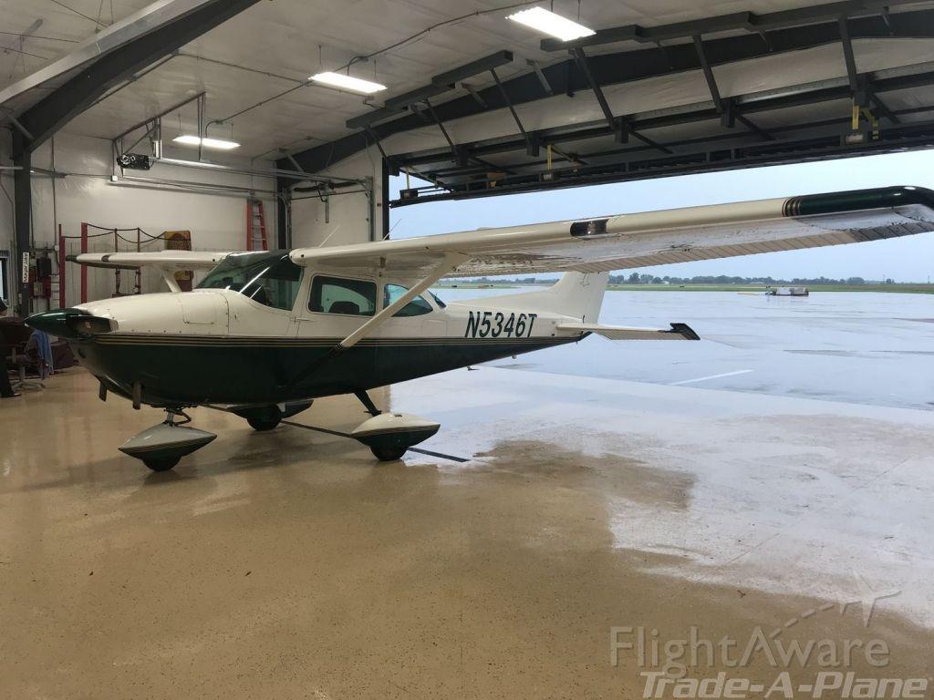 Cessna 340 (N5346T)
