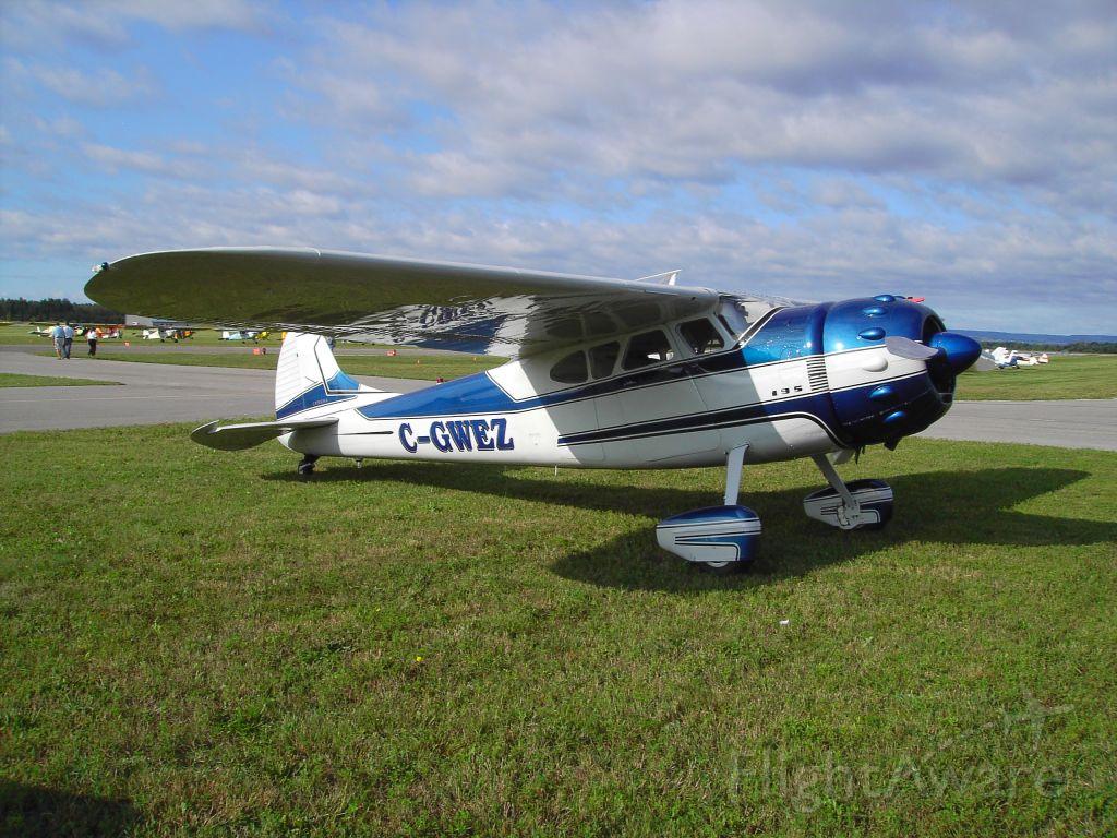 Cessna LC-126 (C-GWEZ) - Edanvale Aerodrome 2010