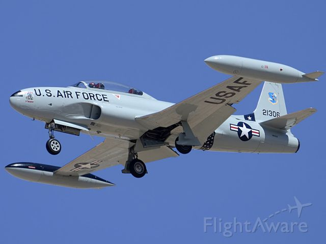 Lockheed T-33 Shooting Star (N933GC)