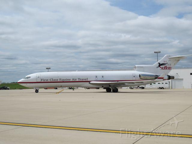 BOEING 727-200 (N725CK) - Air Horse One