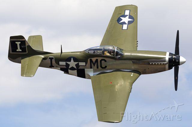 North American P-51 Mustang (N74190)