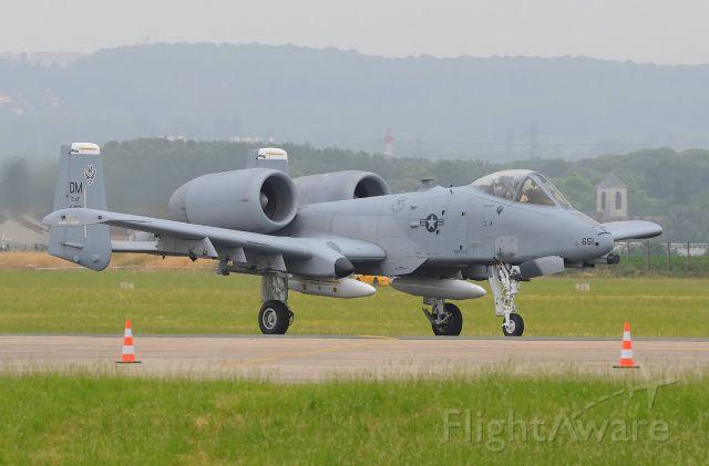 Fairchild-Republic Thunderbolt 2 (78-0651)