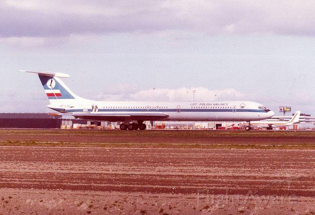 Ilyushin Il-62 (SP-LAB) - LOT IL62 cn21105