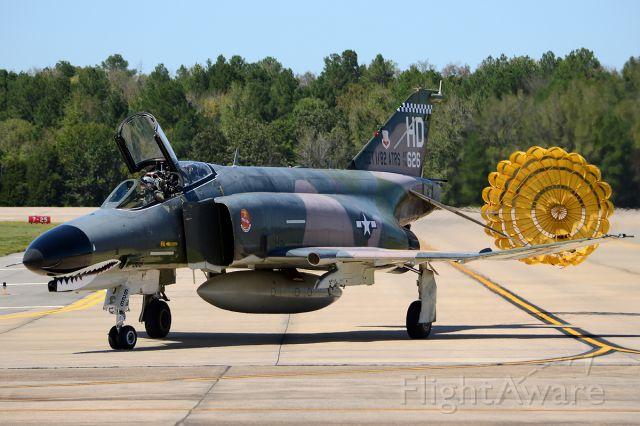 McDonnell Douglas F-4 Phantom 2 (74-1626) - LRAFB Airshow, September 2012