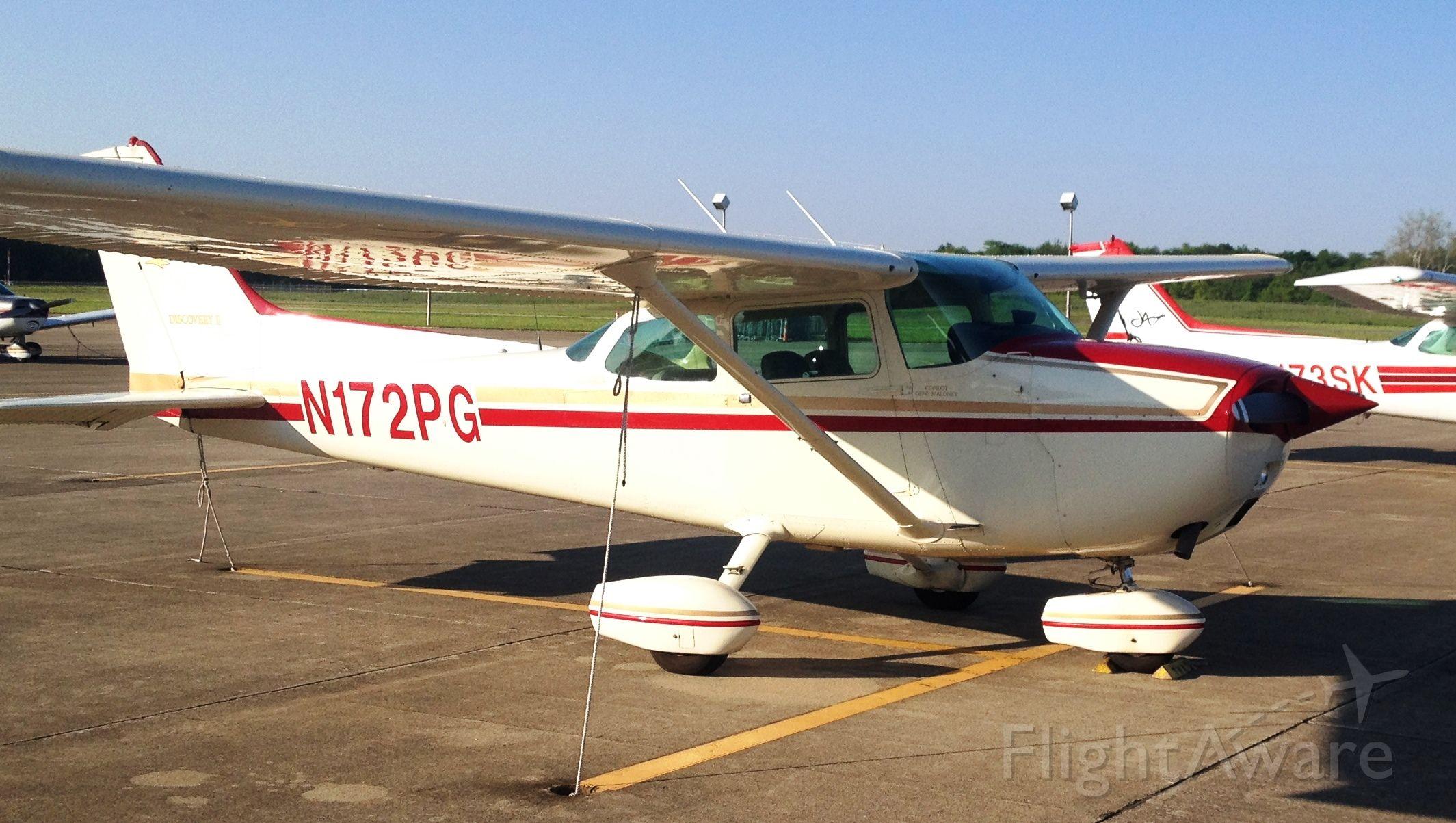 Cessna Skyhawk (N172PG)