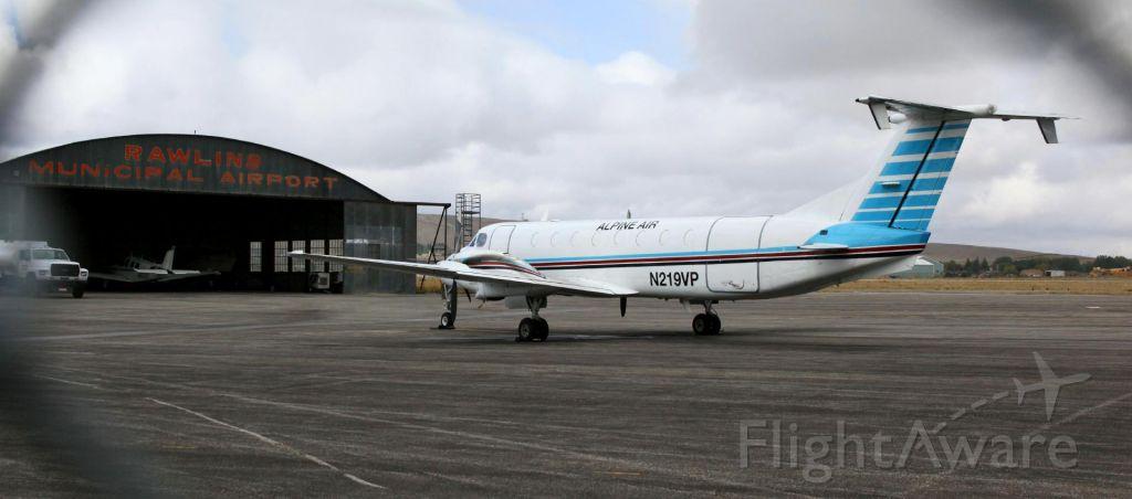 Beechcraft King Air 90 (N219VP) - Beechcraft BE1900C